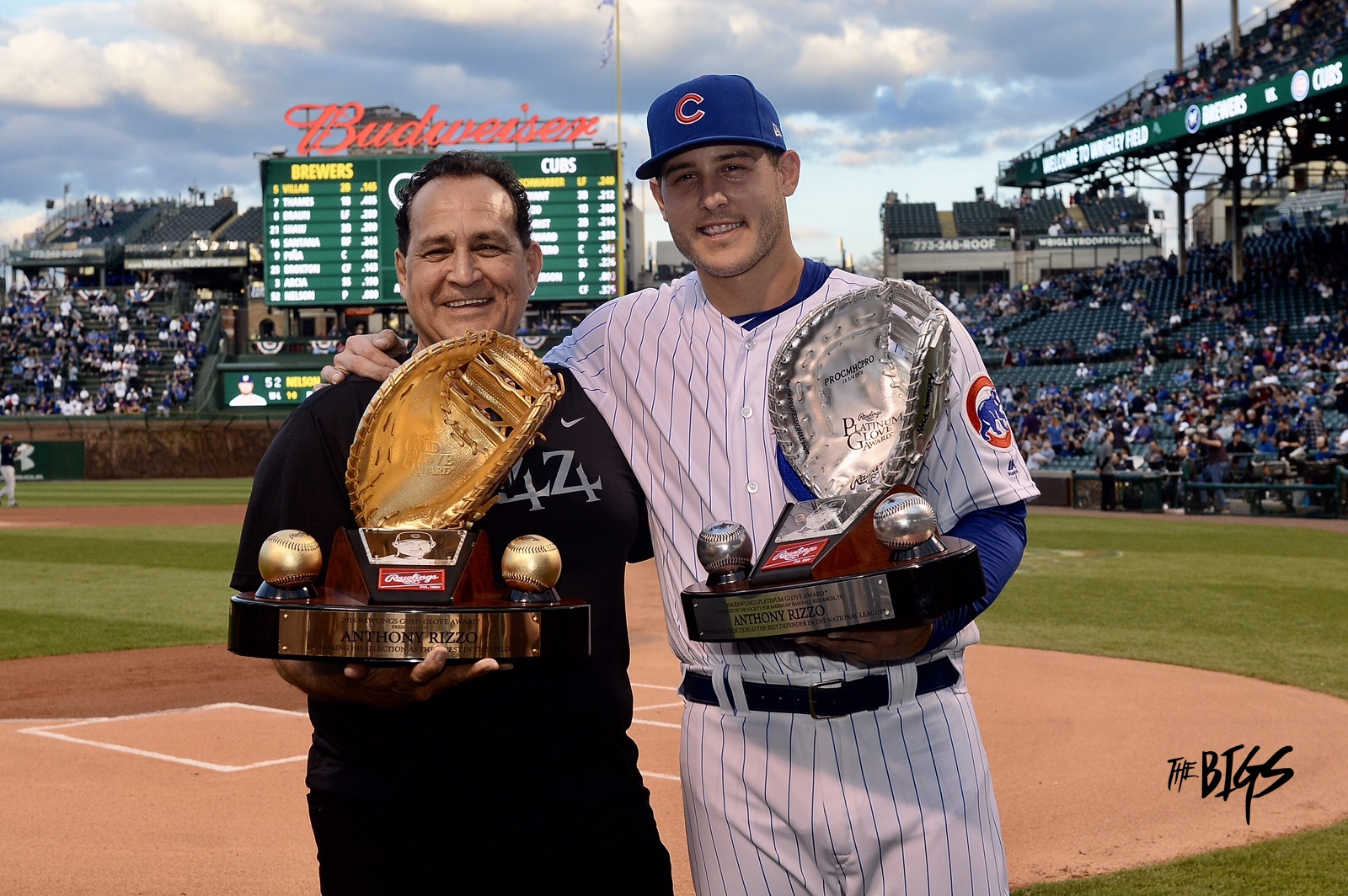 Rizzo & Dad