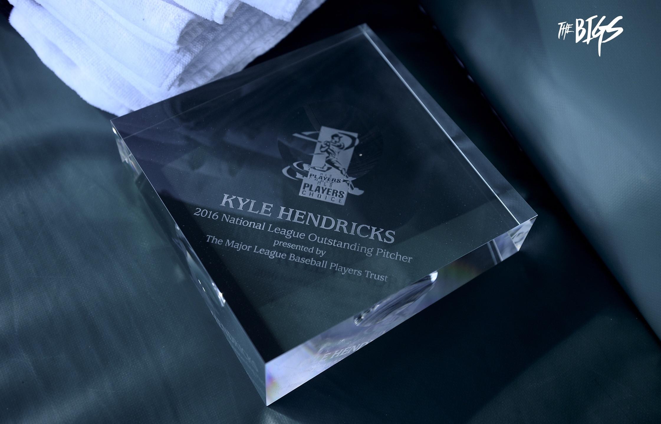 Kyle Hendricks Award