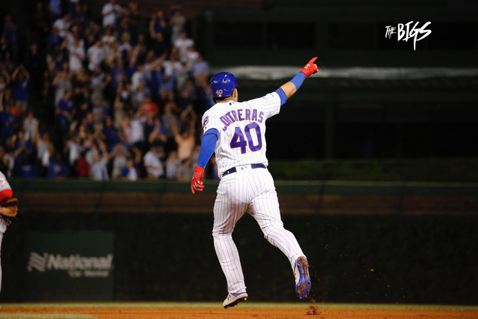 Cubs lose pace in race