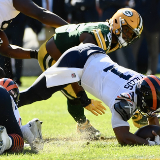 Notes from Halas: Brady and the Bucs await as Bears look to bounce back
