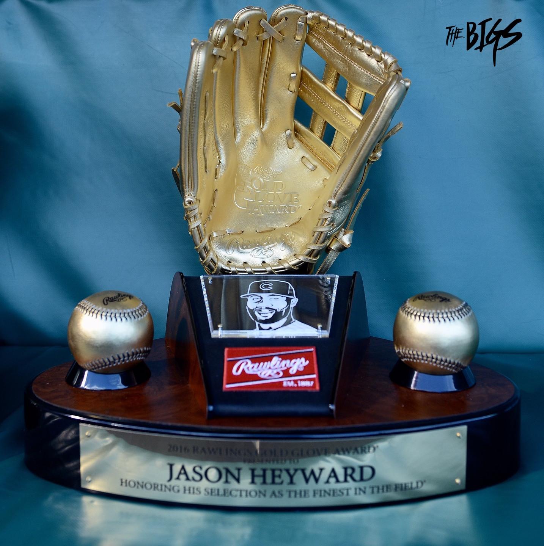 Heyward Gold Glove