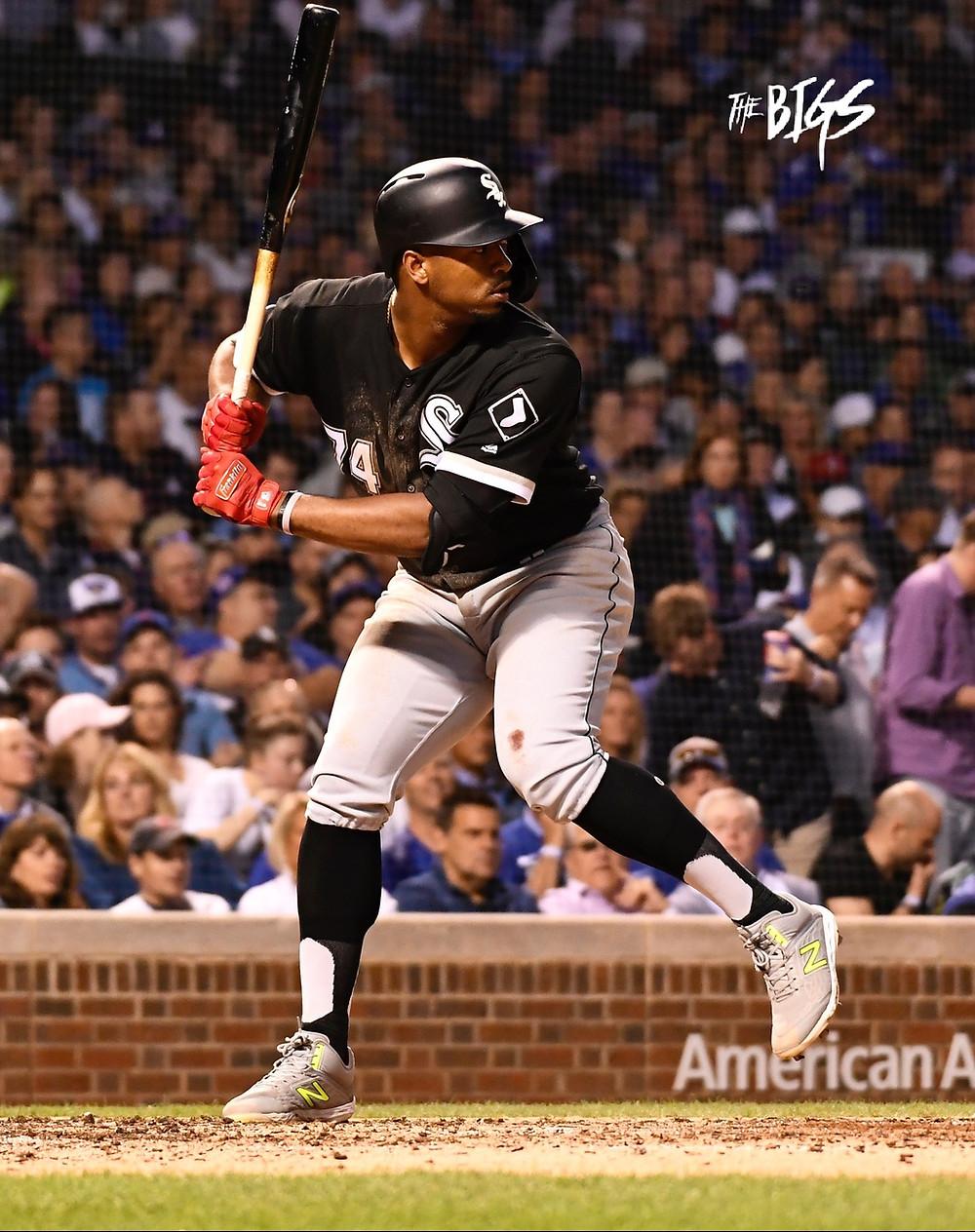 Eloy Jimenez' 2 run HR gave the Sox a 3-1 lead