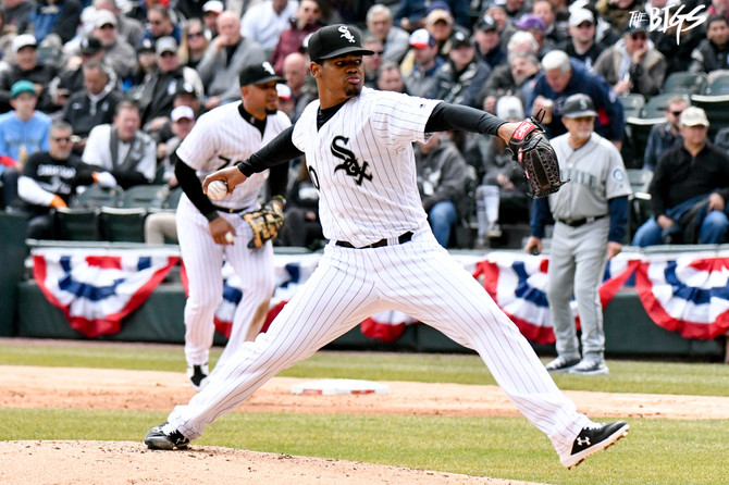 Tim Anderson swags out in wild 10-8 W over Seattle