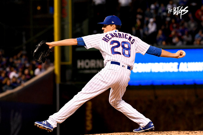 The Big Payback! Cubs sweep Cards with 5-1 win..