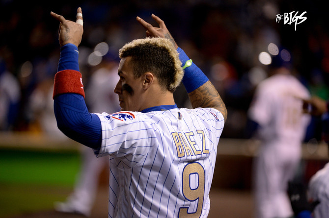 #ELMago blasts HR #100 as Cubs beat Mets 5-3