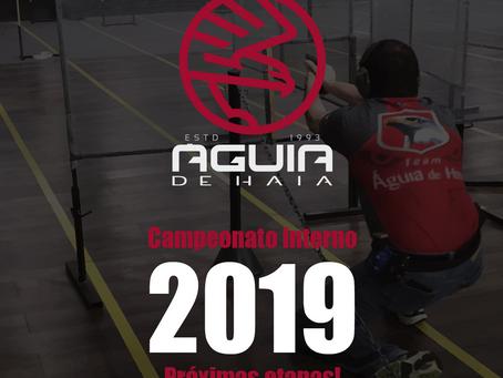 Campeonato Interno 2019