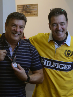 Premiação Campeonato Interno - Bimestre (Abril|Maio):  Clube de Tiro Águia de Haia