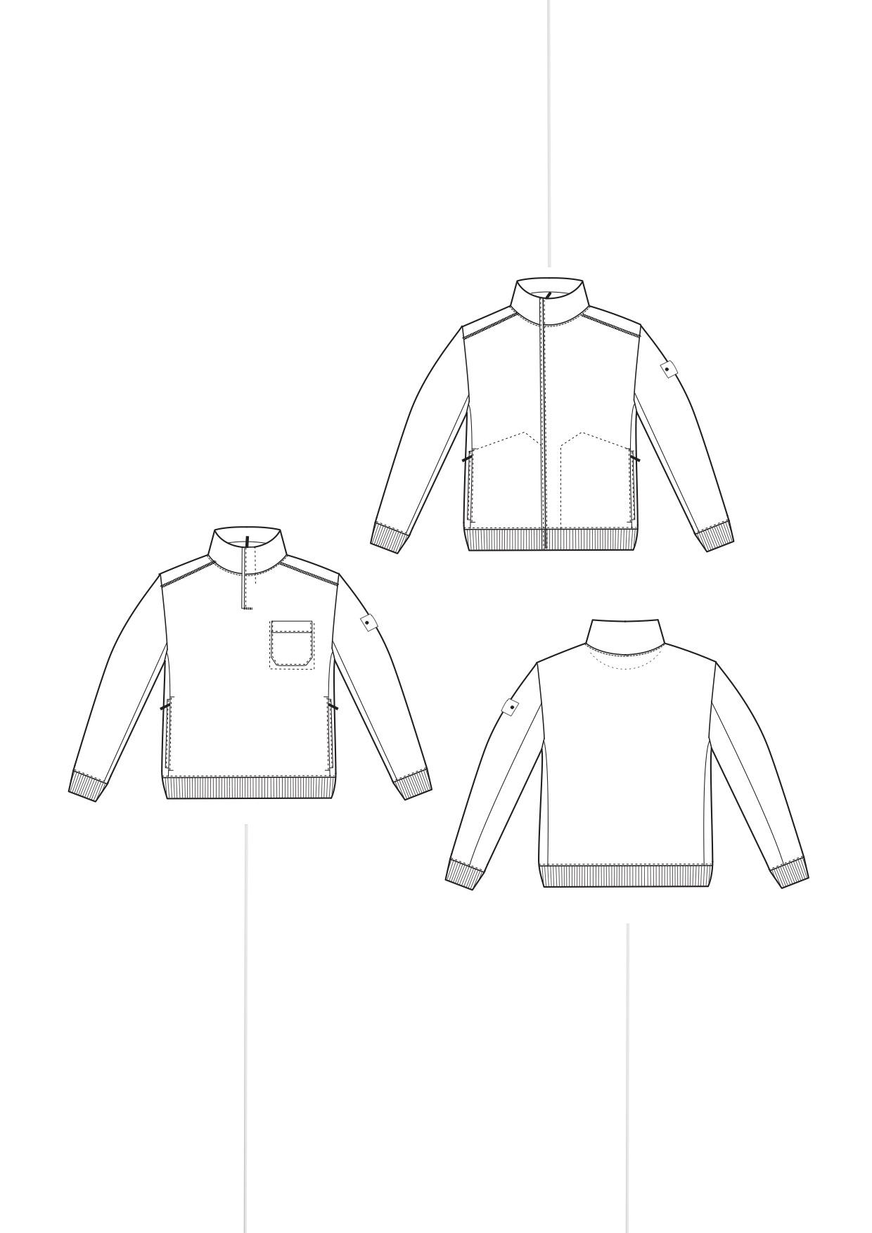 sweater track basic