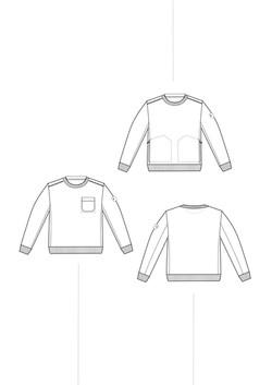 sweater roundbasic