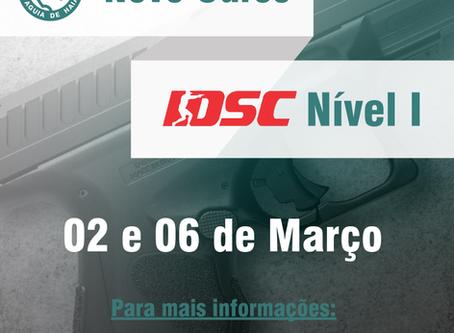 Curso: IDSC - Nível I
