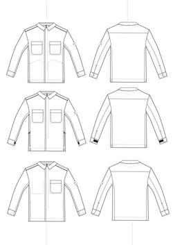 overshirt basic