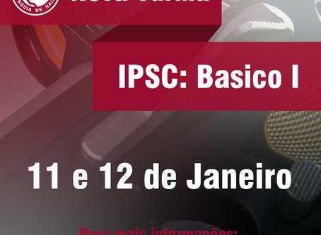Curso - Básico I - Turma Janeiro