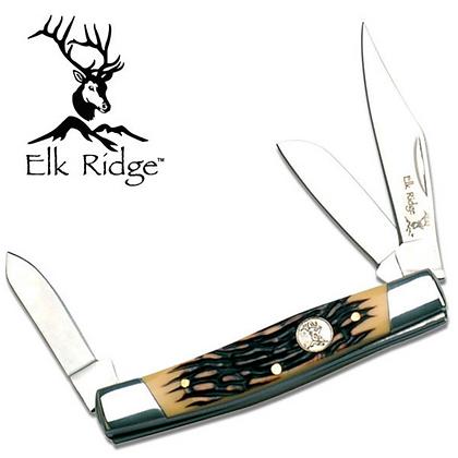Canivete Elk-Ridge by Master Cutlery tala em resina