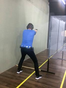 I Etapa do II Campeonato Interno  04 de junho de 2019  Clube de Tiro Águia de Haia
