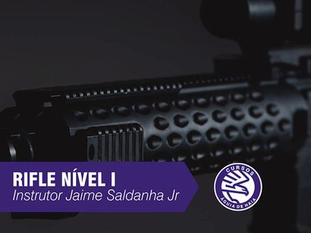 Curso Rifle Nível I: Dias 11/12 e 12/12 - Turma Encerrada