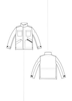 field jacketbasic