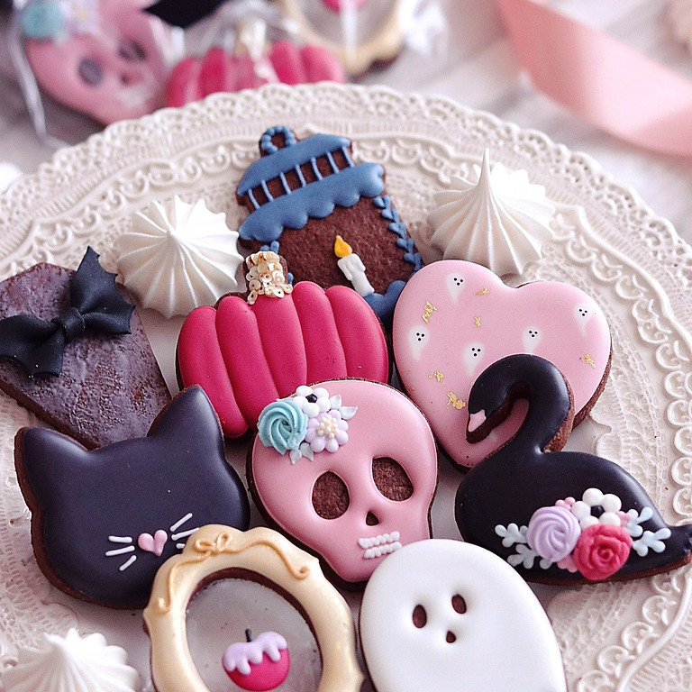 Halloween Icing Cookie Workshop