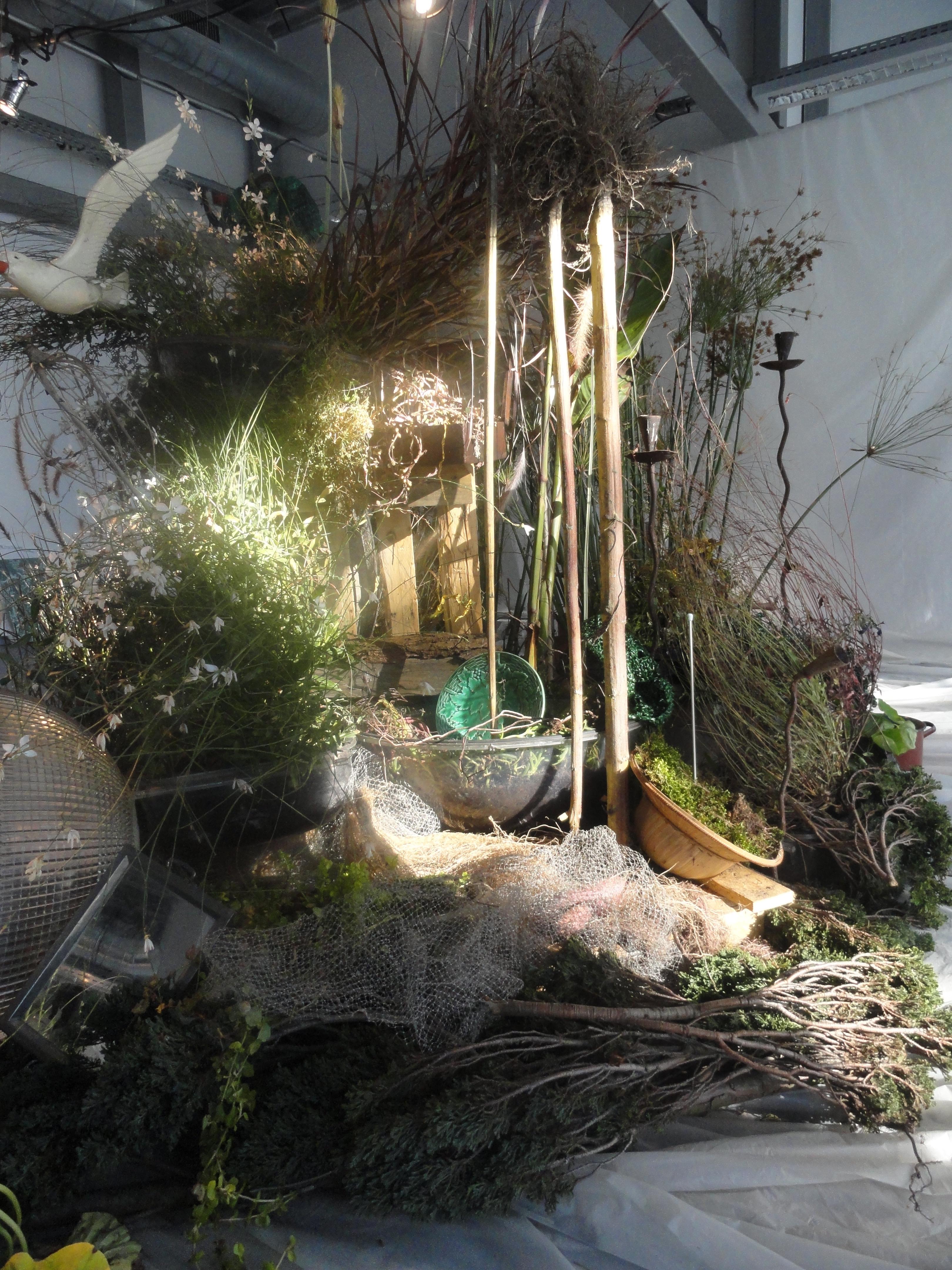 Correspondances, jardin nomade