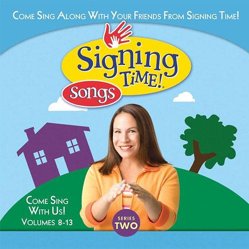 Series Two Vol. 8-13 - Music CD