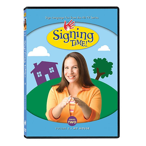 Series Two Vol. 8: My House DVD
