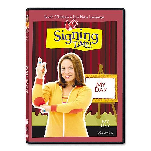 Vol. 10: My Day DVD