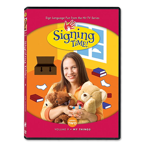 Series Two Vol. 9: My Things DVD