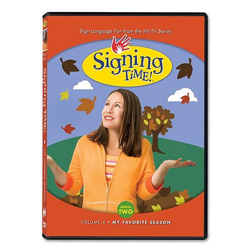 Series Two Vol. 4: My Favorite Season DVD