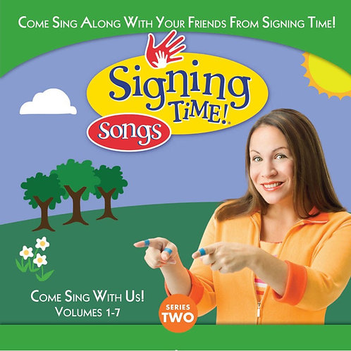 Series Two Vol. 1-7 - Music CD