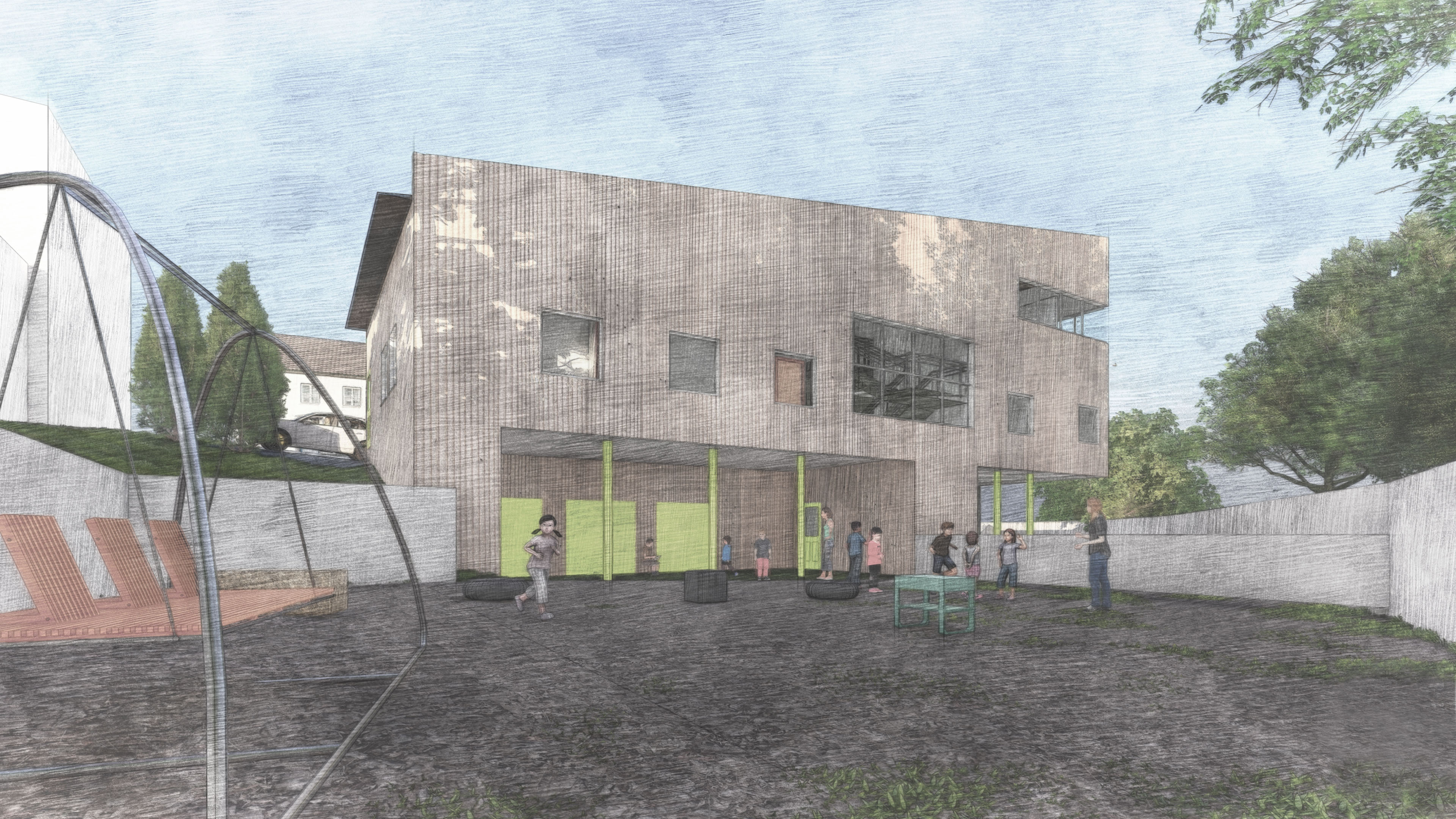 Academy for Early Learning Addition + Renovation