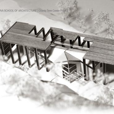 University of Virginia Adaptive Construct: The Grundy Teen Center