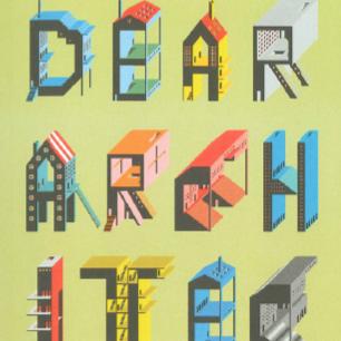 Dear Architecture by Seth McDowell