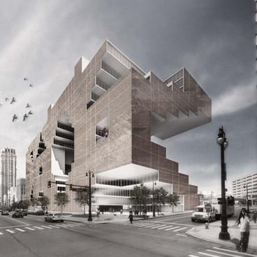 Detroit Urban Incubator for the Avant-Garde