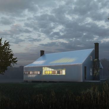 South Carolina Farmhouse Renovation