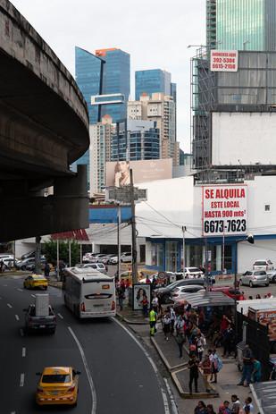 Panama City, 2019