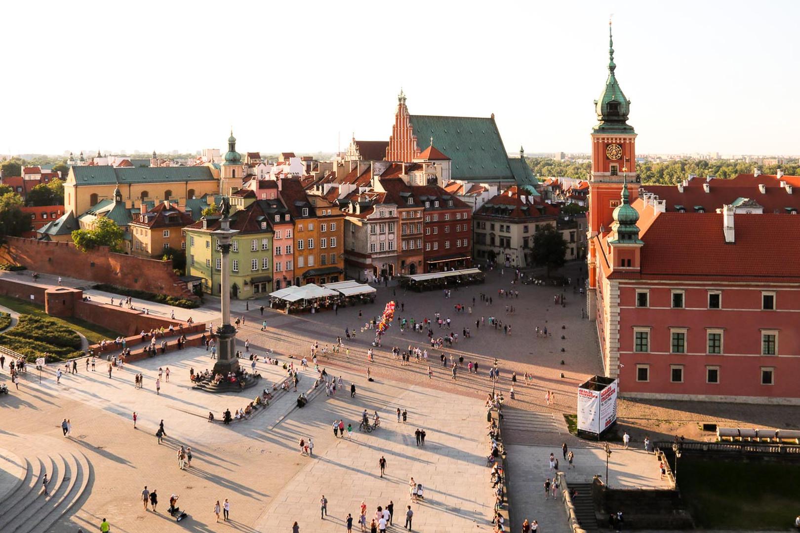 Warsaw, 2018
