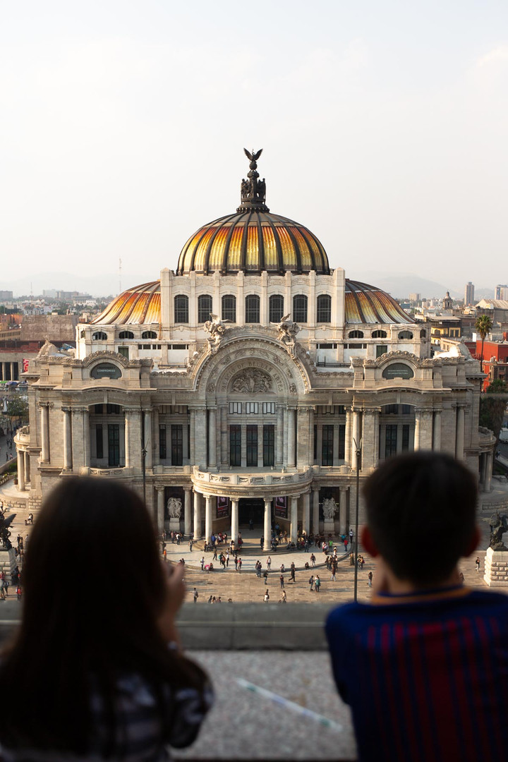 Mexico City, 2019