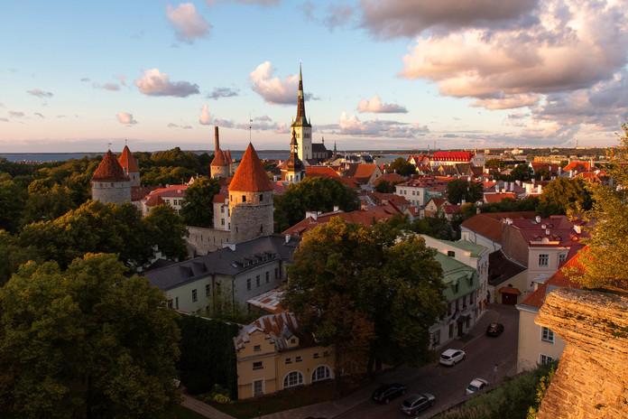 Tallinn, 2018