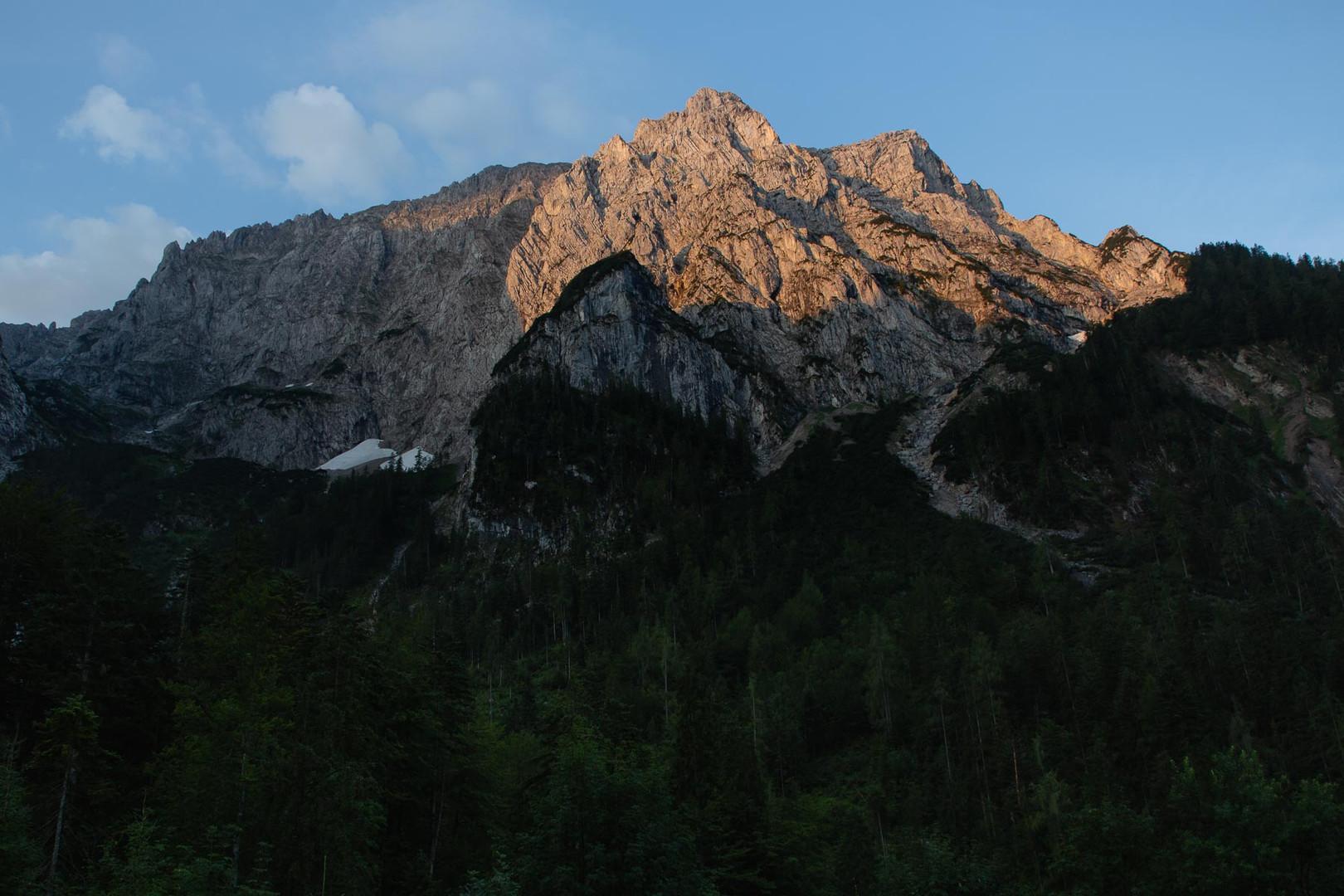 Tyrolean Alps, 2019