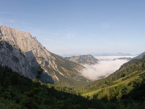 Hiking around the Wilder Kaiser massif in 5 days- part II