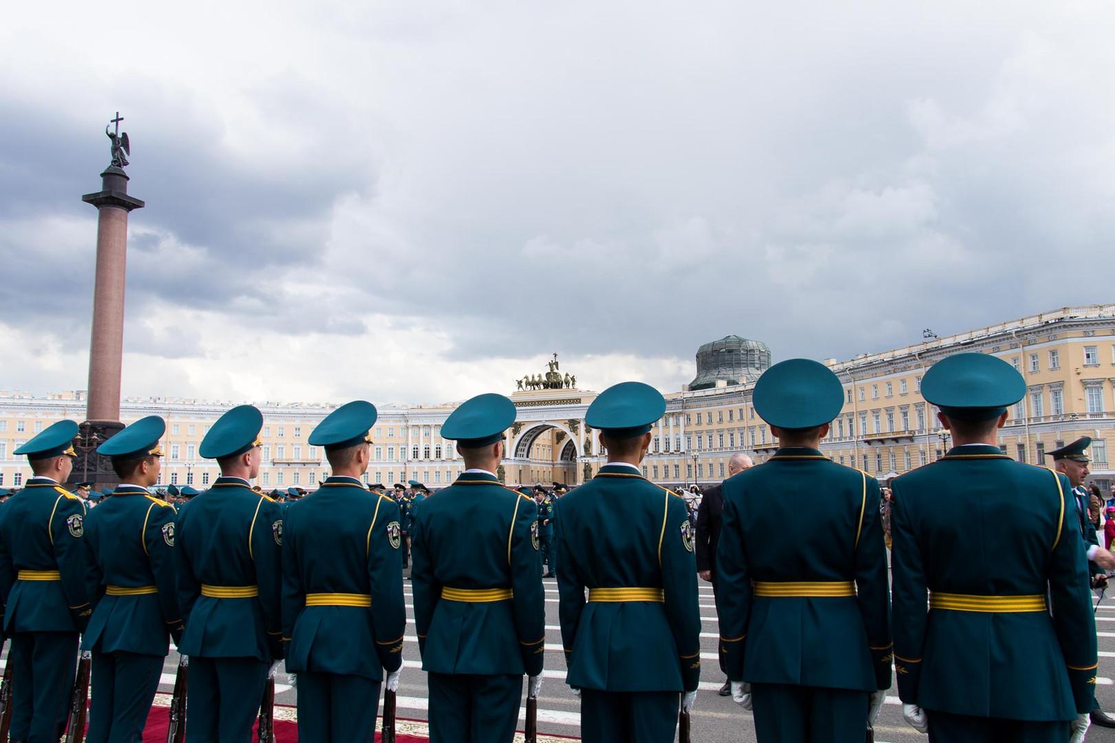 St. Petersburg, 2017