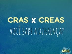 CRAS e CREAS, entenda a diferença!