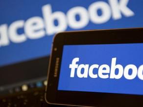 Facebook remove conta de falsos candidatos