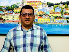 Prefeito de Triunfo é entrevistado pelo programa EM OFF da Rede Brasil