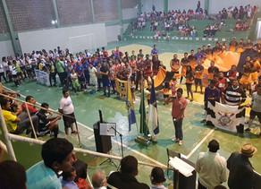 Abertura de Campeonato de Futsal Masculino e Feminino movimenta final de semana em Triunfo