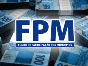 FPM de maio terá redução de 34,23%, diz CNM