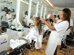 Senac inscreve para cursos de Beleza em Serra Talhada