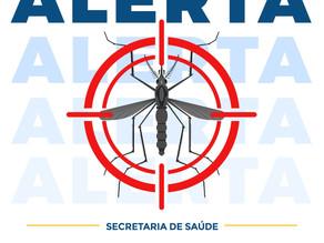 Secretaria da Saúde alerta para altas taxas de incidência de dengue em Triunfo