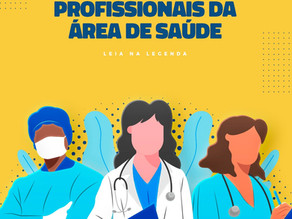 Carta aberta aos profissionais da área de saúde