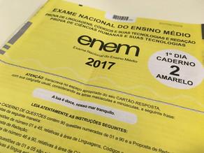 INEP Divulga Resultado do Enem 2017