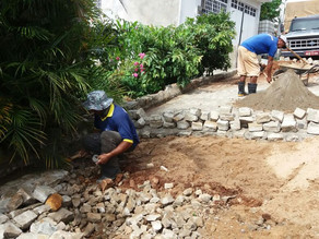 Prefeitura de Triunfo realiza operação tapa buracos